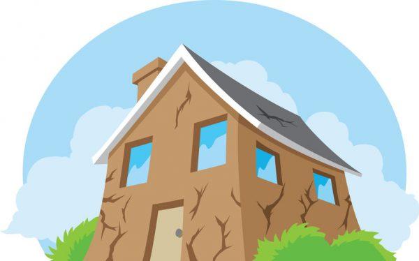 House repair illustration