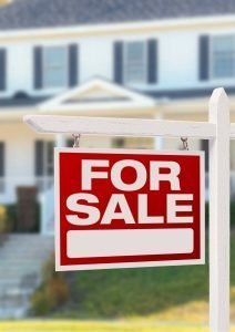 sell house fast for Sale sign