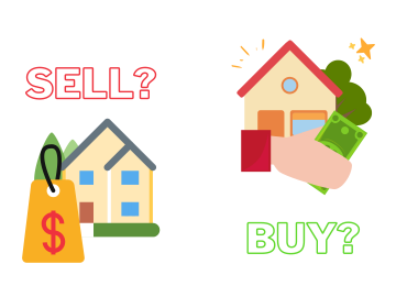 What to do First, Sell Your House or Buy a New House?
