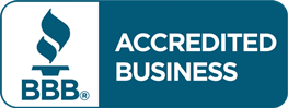 OutFactors is BBB accredited logo